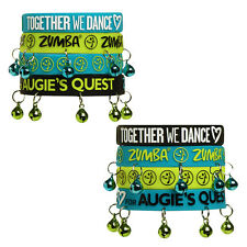 Zumba Fitness ~TOGETHER WE DANCE™ Bracelets ~ 8 Colors NEW ~ Sold Individual ~