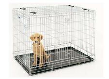 SAVIC CAGE DIVIDER growing puppy canine crate cage residence travel splitter
