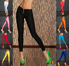 7508 UK NEW CASUAL SLIM SKINNY JEGGINGS MID WAISTED TROUSERS WOMEN ONLINE SHOP