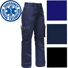 Womens 9 Pocket Tactical EMS Apparel EMT Uniform Pants
