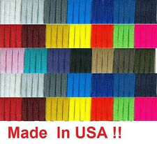 New 550 Paracord Parachute Cord Mil Spec Type III 7 Strand 10 20 50 100 Feet Ft