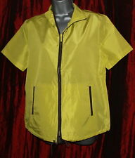 Episode Sport 100% Silk Ladies Yellow Green Jacket Sizes 4-12 RRP £119 FREE P&P