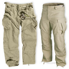HELIKON SPECIAL FORCES SFU TACTICAL PANTS ARMY COMBAT CARGO TROUSERS KHAKI BEIGE