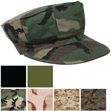 Military Mil-Spec USMC & Law Enforcement 8 Point Patrol Fatigue Cap