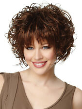 Flutter Gabor Wig (Instant 10% Rebate) Chin Length Bob Curly Straight