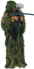 Kids - Bushrag Camouflage Ultra Light Ghillie Suit Set Jacket & Pants