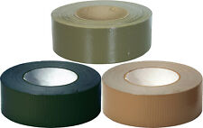 "100 MPH Tape Roll 2"" x 60 Yards Self-Clinging USA Made Camouflage Military Tape"