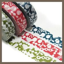 Pick 1pc tape - Classiky Ishow Japan Washi Masking Tape forest squirrel plant