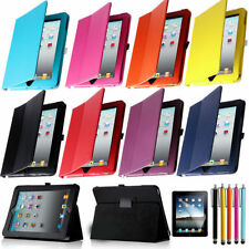 For Apple iPad 1 1st Generation Slim PU Leather Magnetic Folio Case Cover Stand