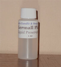 LIQUID GERMALL PLUS  PRESERVATIVE  FOR LOTIONS SHAMPOO CREAM & SOAP MAKING