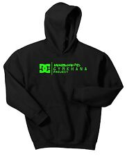 GYMKHANA HOODIE SWEAT SHIRT JUMPER PULLOVER JACKET KEN BLOCK DC DRIFT PROJECT