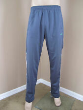 NWT adidas ClimaCore ClimaLite Men's Performance Athletic Track Pants L XL Gray
