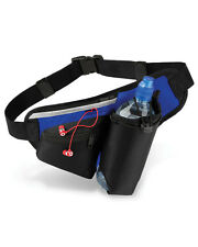 Quadra Hydro Belt Bag - Water Bottle Holder - Drinks Running Jogging Cycling