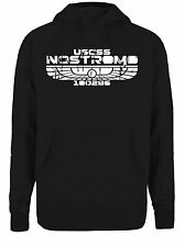 Men's U.S.C.S.S. Nostromo Hoodie - Hoody Alien Banter Funny Movie Predator