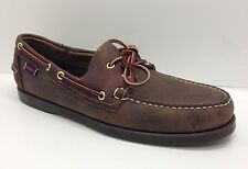 Sebago Men Spinnaker Boat Shoe Brown (72959)