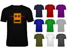Mens LMFAO Robot Head Face Music Funny Top T-shirt NEW S-XXL