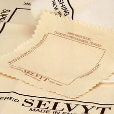 Selvyt Universal Polishing Cloth - Choice of Sizes - 100% Cotton - Washable