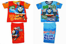 Thomas the Tank Engine & Friends Boy Outfit Set T-Shirt+Shorts Size XS-M age 1-4