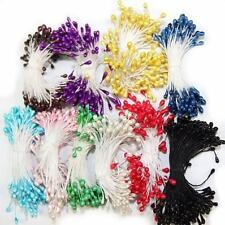 1000 FLOWER STAMENS PACK (10 bunches)- Craft, millinery, CHOOSE YOUR OWN COLOUR