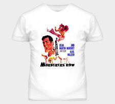 Murderers Row Comedy Spy Matt Helm Dean Martin T Shirt