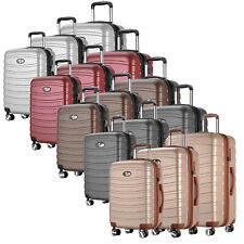 REISEKOFFER  REISEKOFFERSET 4 tlg. TROLLEY 360° KOFFER SET KOFFERSET BEATY CASE