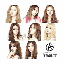 AFTER SCHOOL - FIRST LOVE (6TH MAXI SINGLE) CD + POSTER + POST CARD + FREE PHOTO