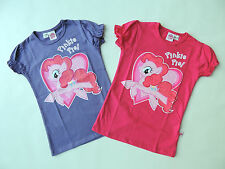 MY LITTLE PONY   T-SHIRT   GR. 92  98  104  110  116  122  128  134  PINK + LILA