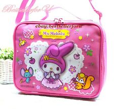 Sanrio Thermal Insulated Cooler Carry Tote Lunch Box Bento Case Shoulder Handbag