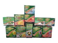 Lemsip Cough, Cold And Flu Variety, Free P&P!