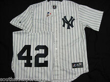 MARIANO RIVERA PINSTRIPE YANKEES JERSEY NEW MAJESTIC CHOOSE ANY SIZE