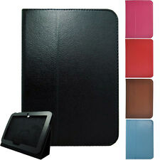 """Tablet PC MID PU Leather Folio Stand Cover Case for Lenovo IdeaTab 9"""" A2109"""