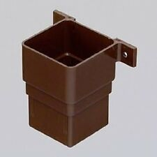 Marley 65mm Square Downpipe Coupler RLE1 DOWNPIPE JOINER WITH LUGS