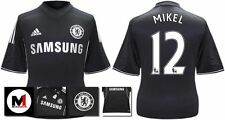 *13 / 14 - ADIDAS ; CHELSEA 3rd KIT SHIRT SS / MIKEL 12 = SIZE*