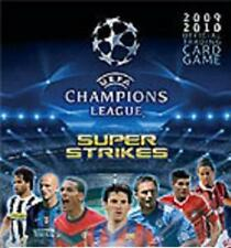 Champions League 2009-10 Super Strikes STAR PLAYER Choose Your Card