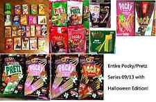 Glico Pretz Pocky STAR WARS Matcha Classic Entire Series from Japan all 29 types