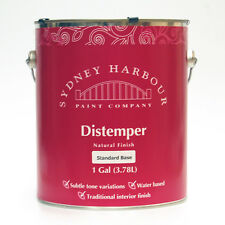 Sydney Harbour Distemper Paint Colors Quart - Neutrals, Browns & Greys 1-30