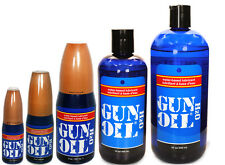 Gun Oil H2O Water Based Personal Sex Lubricant Lube - All Sizes