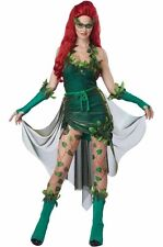 Brand New Sexy Lethal Beauty Poison Ivy Adult Halloween Costume