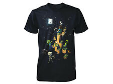 Minecraft Night Sky T-shirt Adult Men's Licensed NEW