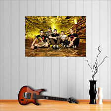 A DAY TO REMEMBER WALL ART POSTER