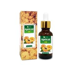 APRICOT OIL 100% NATURAL PURE UNDILUTED UNCUT CARRIER OIL 5ML TO 100ML