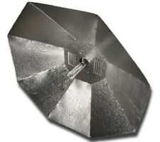 SunKing Parabolic Reflector - Standard or Large, Silver or White.