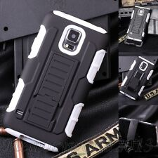 Rugged Shock Proof Heavy Duty Armor Tough Hard Case Cover For Apple iPhone UK