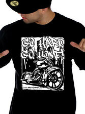 GO HARD OR GO HOME GRAPHIC TEE - BAGGER