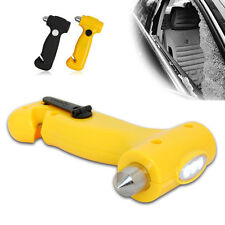 Car Auto Bus Window Breaker Emergency Safe Escape Multi Tool Hammer w/ LED Knife