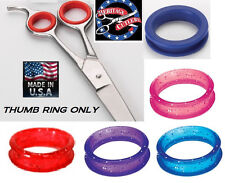 PREMIUM Rubber THUMB SCISSOR SHEAR SIZING RING *Fit Oster,Geib,Millers Forge,