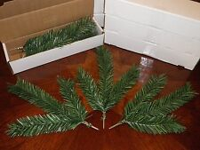 "QUALITY!!! 12"" CHRISTMAS PINE SPRUCE FIR BRANCHES CRAFT FLORAL ARRANGEMENT PICKS"
