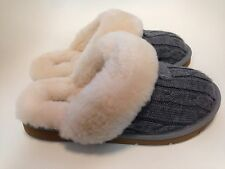 UGG Australia Cozy Knit Slipper HGRY Heathered Grey womens sizes 5-11 NEW!!!