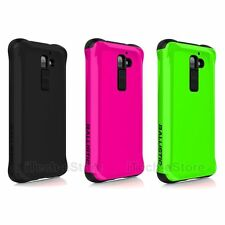 LG G2 Ballistic Aspira Protective Rugged Tough Slim Case Cover Skin