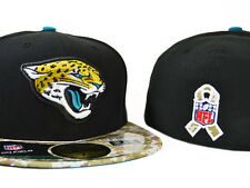 Jacksonville Jaguars 2013 SALUTE TO SERVICE FITTED 59Fifty New Era NFL Hat